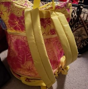 Other - Girls tropical beach bag backpack